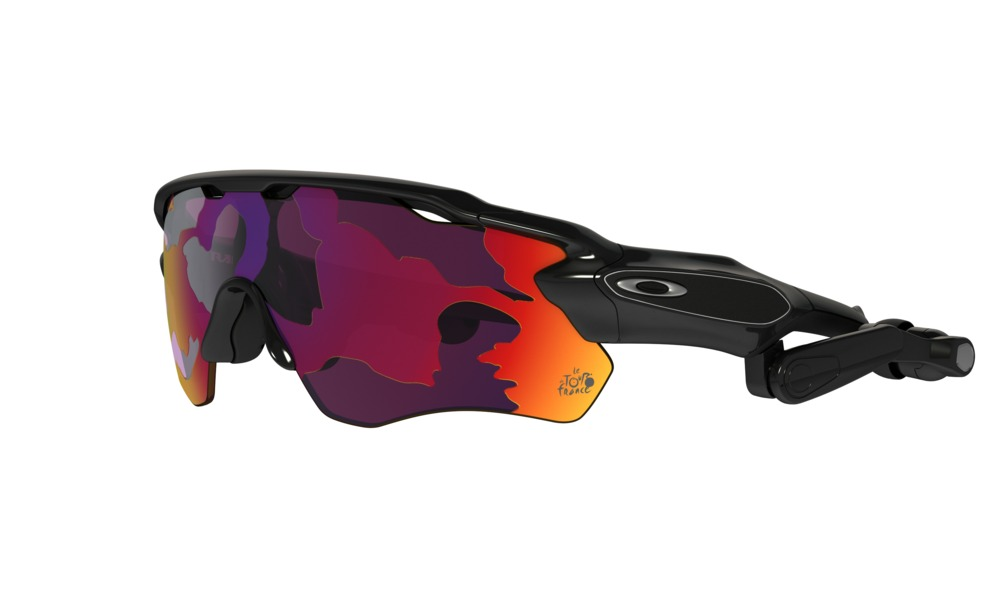ab46221145cff Oakley released a New Limited Edition Radar Pace Tour de France Sunglasses  - BikeToday.News