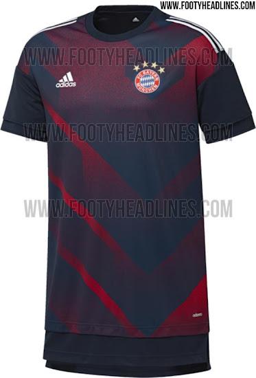 Adidas Trikots Für Die Saison 20172018 Fcb Im Allgemeinen Fcb Forum