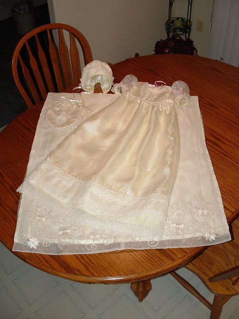 A Few Of My Favorite Things Cadance S Christening Gown