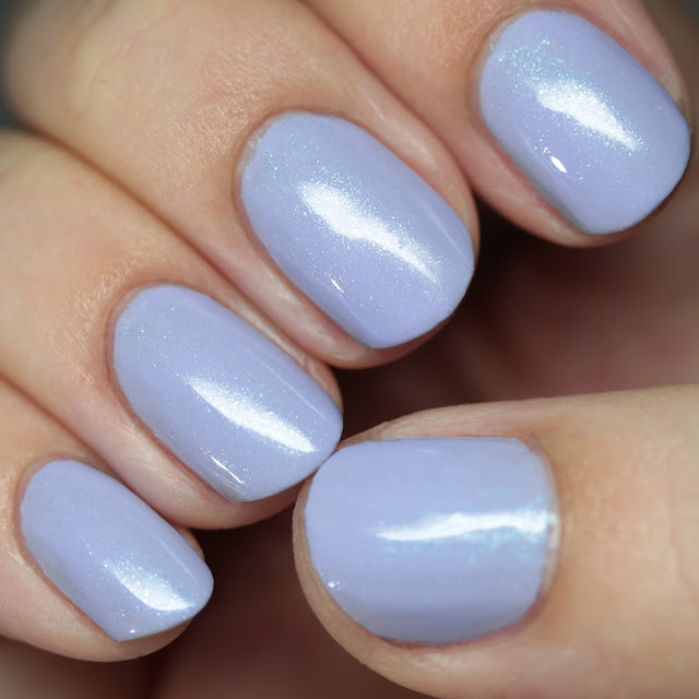 Blue-Eyed Girl Lacquer Sordid End