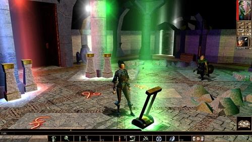 Neverwinter Nights: Enhanced Edition Gameplay