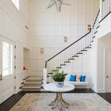 Desain Tangga Rumah Mewah Terbaru