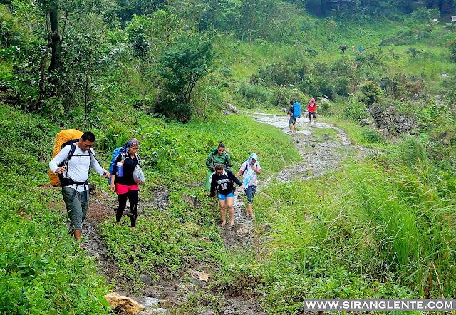 Mt. Daraitan for beginners