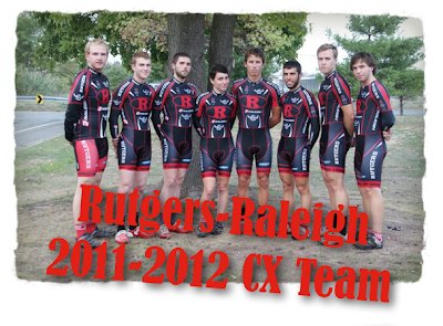 4f5044eaf Rutgers Cycling and Raleigh Team Up Again for 2011 Cyclocross Season