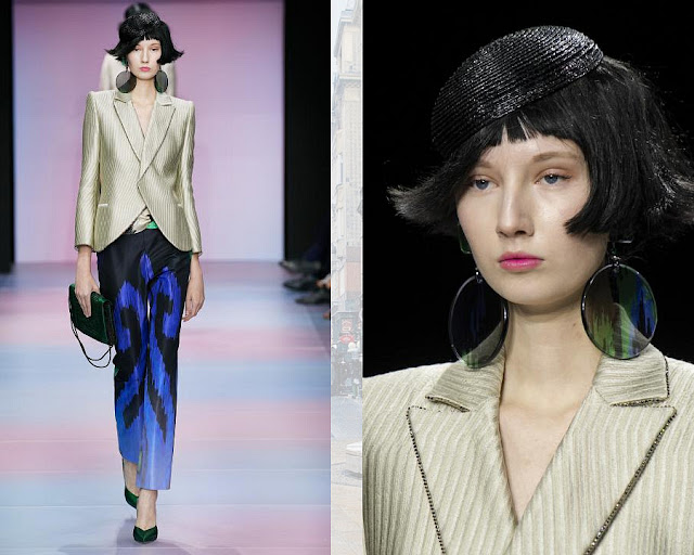 Armani Prive Couture весна лето 2020 2