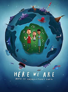 Here We Are: Notes for Living on Planet Earth 2020 مترجم