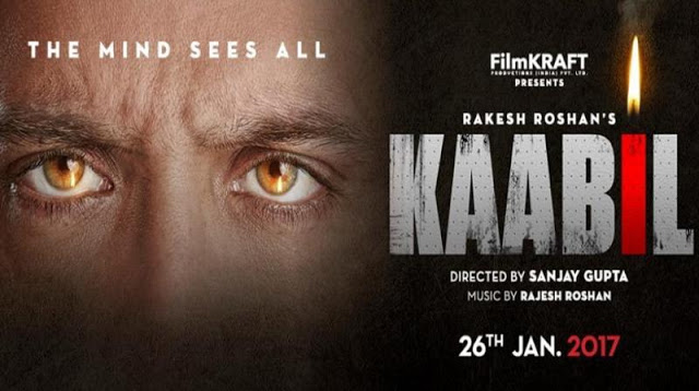 Kaabil Movie Poster Images