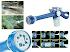EZ Jet Water Cannon | Alat Semprotan Air Serbaguna 8 in 1 | Cuci motor / mobil / tanaman / rumah