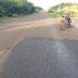 Duas Motocicletas se chocam na PI 120 em Barra d Alcântara PI