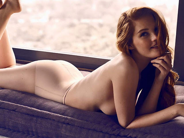 Alexina Graham naked