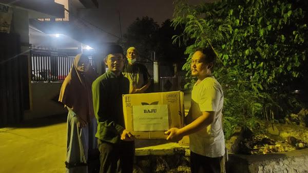 pondok pesantren al-ittihad cianjur bantu korban banjir karawang
