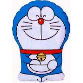 Gambar Balon Ulang Tahun Anak Karakter Doraemon