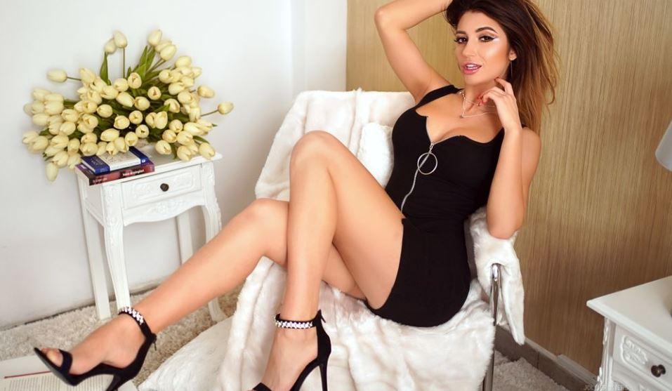 JollieRosiers Model GlamourCams
