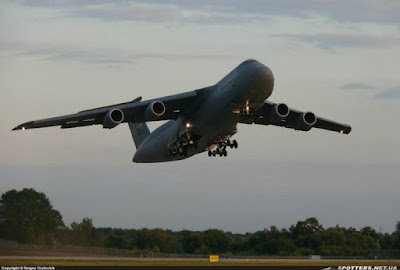 Lockheed C-5 Galaxy