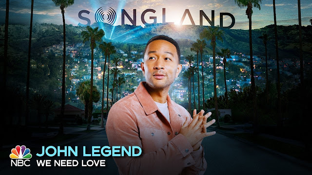 We Need Love Song, John Legend