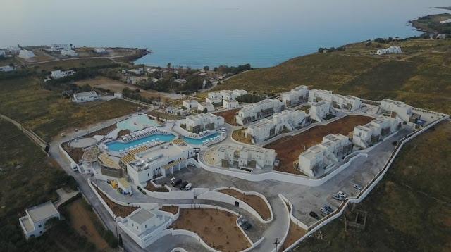 Η εταιρεία ΕΚΤΕΡ Α.Ε. ξεκινάει την κατασκευή ξενοδοχειακού συγκροτήματος στην Αργολίδα