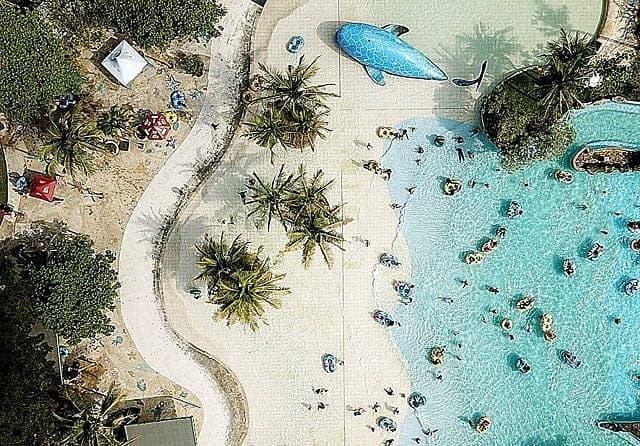 syracuse beach ciputra waterpark surabaya