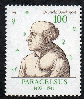 Germany 1993 500th Anniversary Of The Birth Of Paracelsus