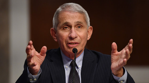 Fauci admits there is no science behind a continued lockdown