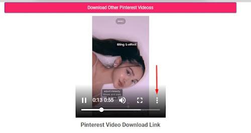 video pinterest