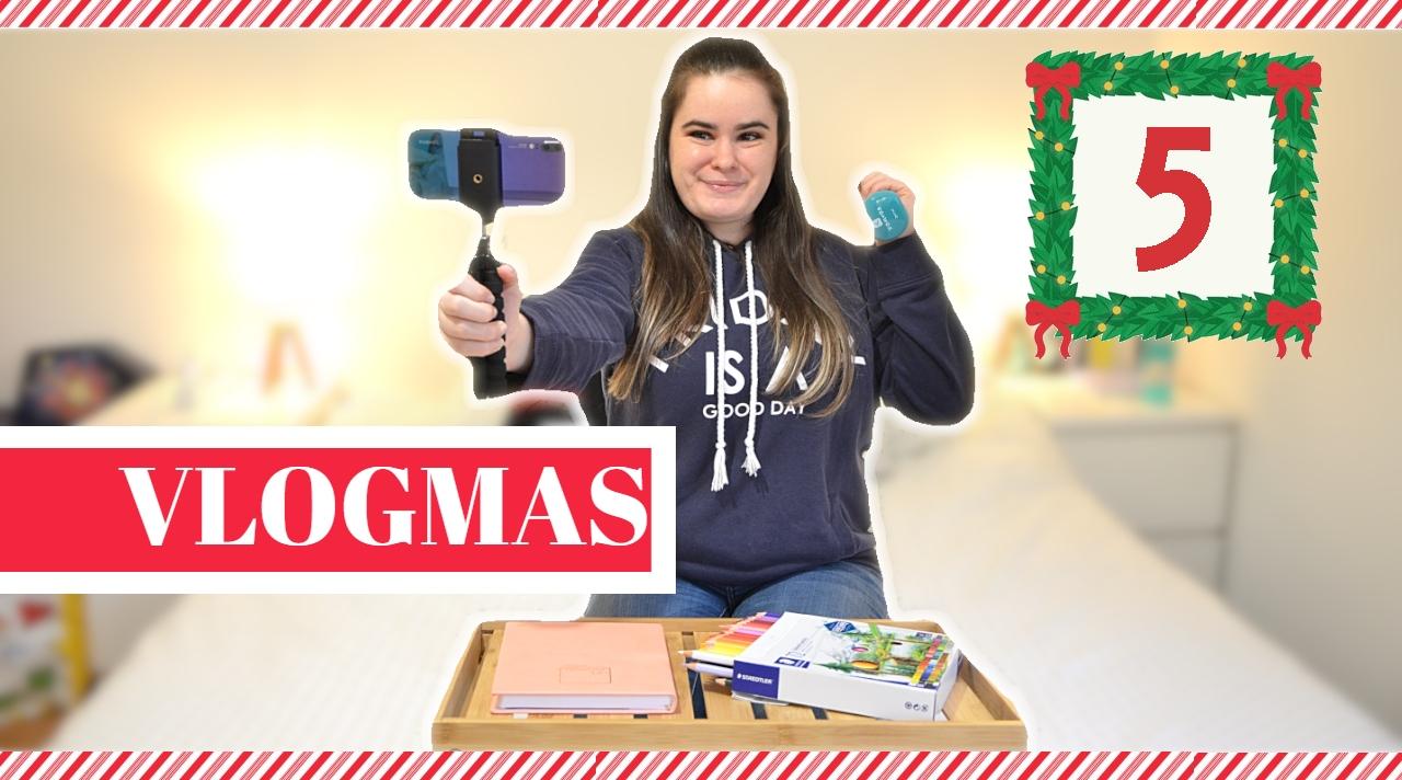 vlogmas 5 20 idées cadeaux de noel (homme et femme) super original à acheter opu à fabriquer (et pour tout budget) 2020