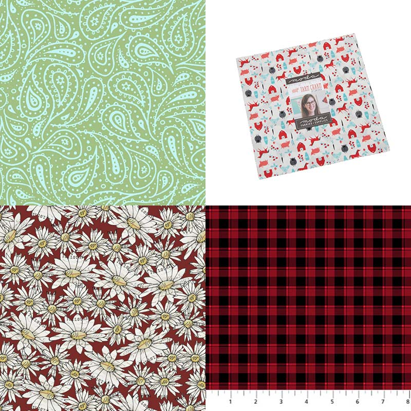 farm and country quilt fabrics releasing in 2020 from QT Fabrics, Moda, and Northcott