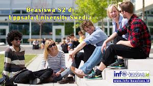 Beasiswa S2 di Uppsala University Swedia
