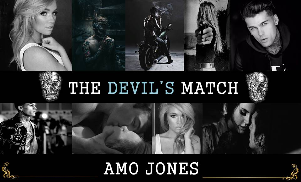 ARC Review for The Devil's Match by Amo Jones