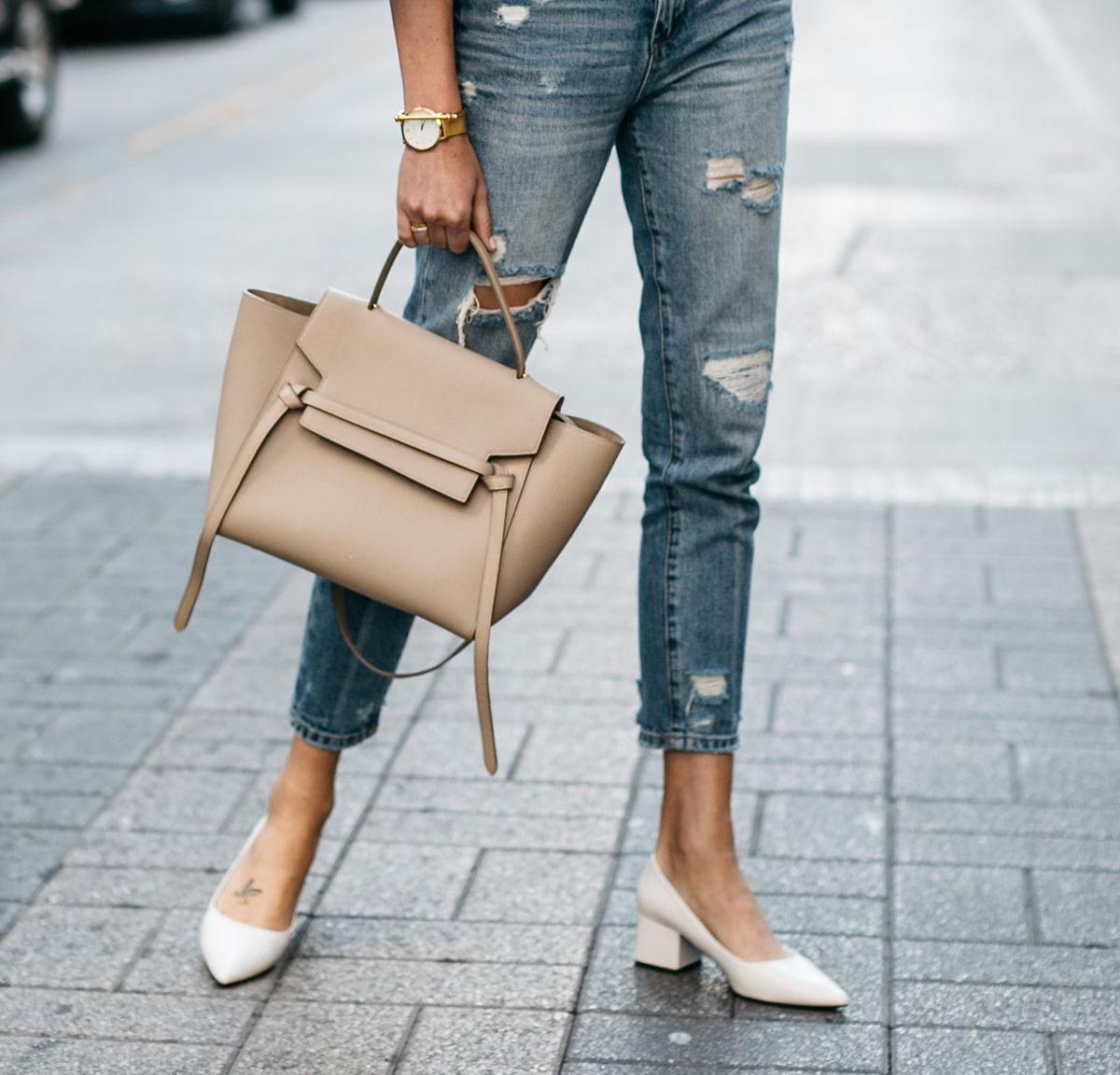 6 peças que toda fashionista precisa ter SAPATO SCARPIN