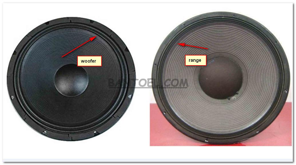 Tips Speaker Subwoofer tipe Lapangan