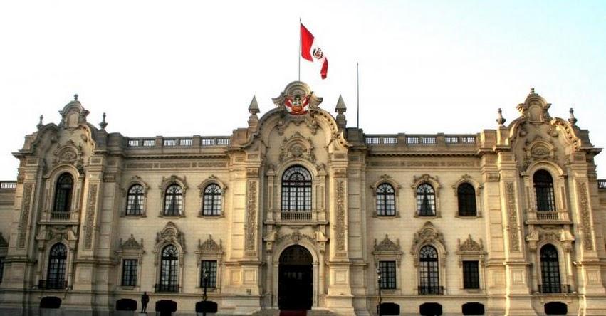 Presidente Martín Vizcarra tomará juramento al Nuevo Gabinete Ministerial a las 16:00 de hoy Lunes