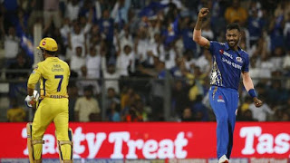 MI vs CSK 15th Match IPL 2019 Highlights