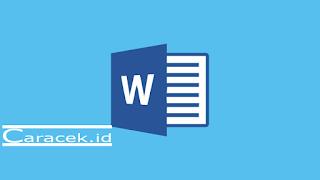 Cara Mengubah Satuan Panjang Centimeter di Microsoft Word