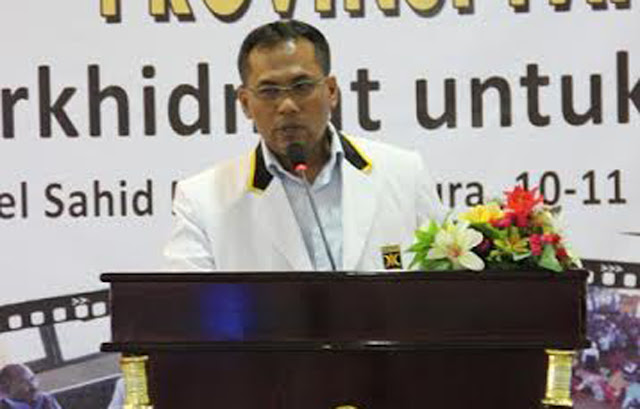 Ketua DPW Papua Terpilih Targetkan Menang 80 Persen Pilkada