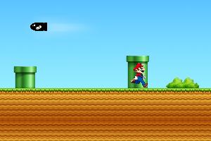 Super-Mario-Endless-Run