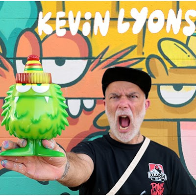Buffalo Soldier OG Edition Vinyl Figure by Kevin Lyons x BlackBook Toy