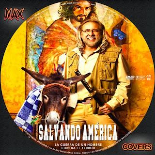 Salvando América G v2 Maxcovers