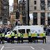 Escocia: un policía fue apuñalado en un atentado en Glasgow