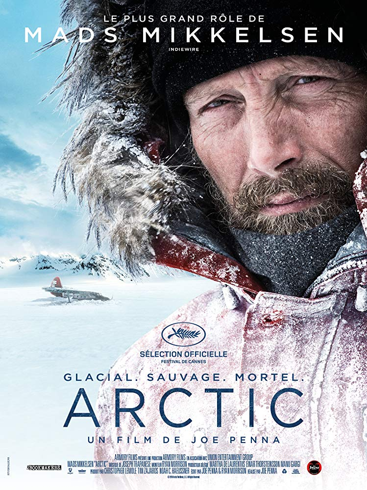 Download Arctic (2019) HDrip Subtitle Indonesia