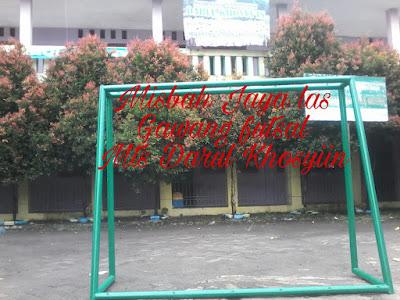 Gawang Futsal Mini Karang Tengah