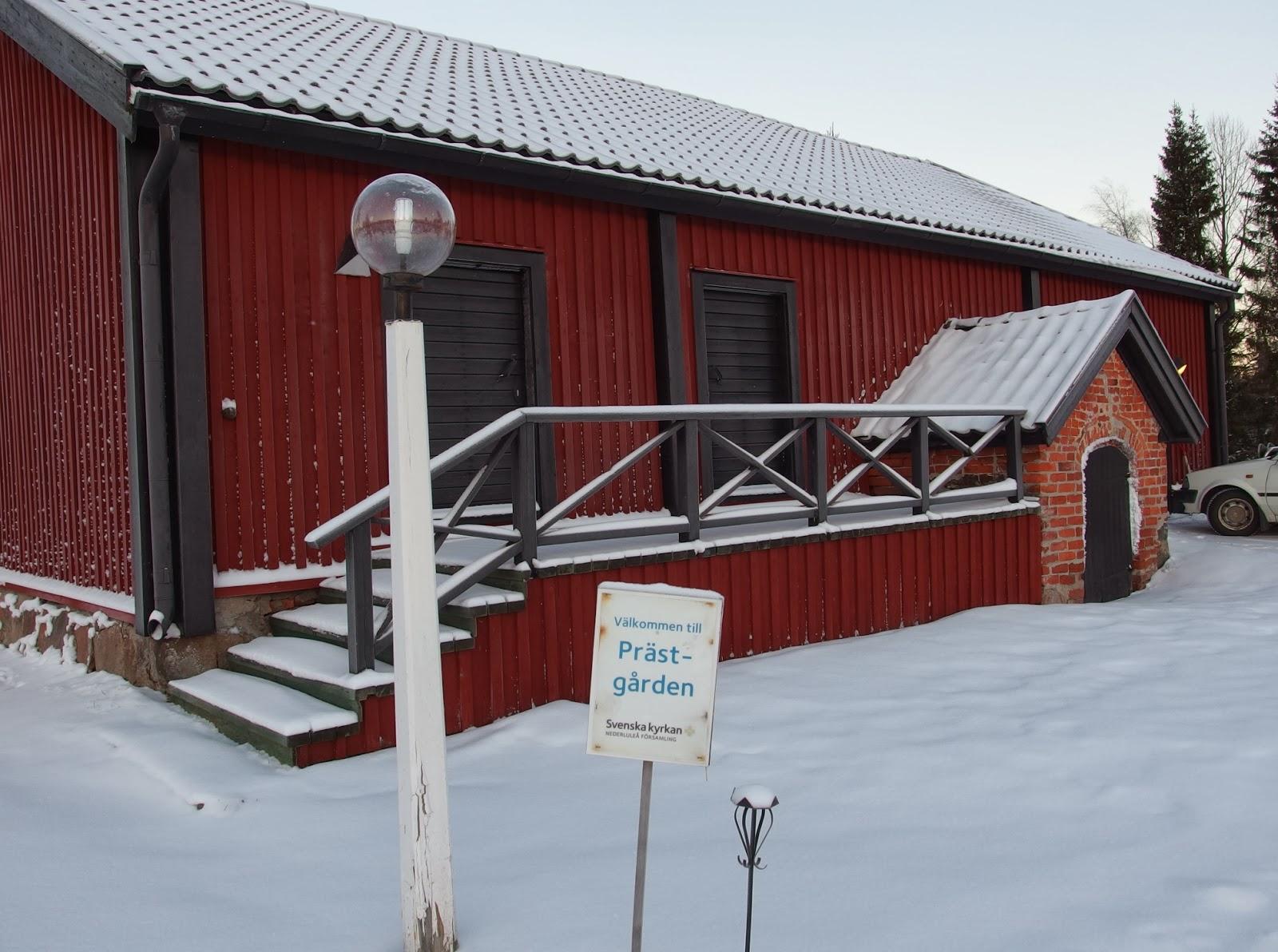 Gamla Bodenvgen - Norrbottens museum