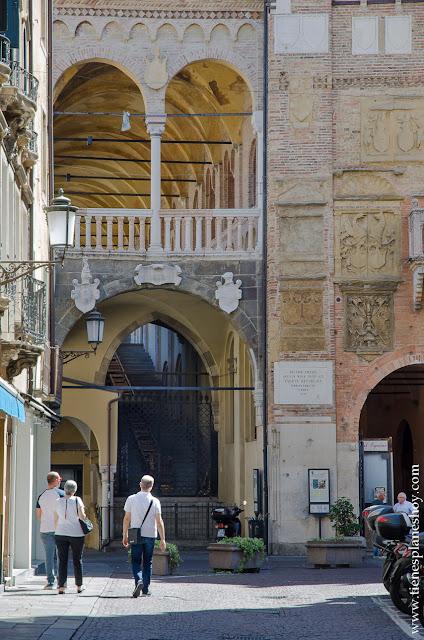 Viaje a Padua que visitar Italia turismo