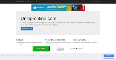 Unzip-online.com