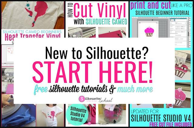 free silhouette tutorials, silhouette cameo help, silhouette cameo online help, silhouette cameo online tutorials free