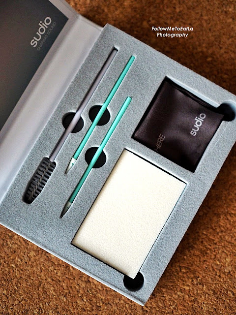1x SUDIO Earbuds Care Kit worth RM 119 for FREE