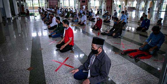 New Normal di Masjid