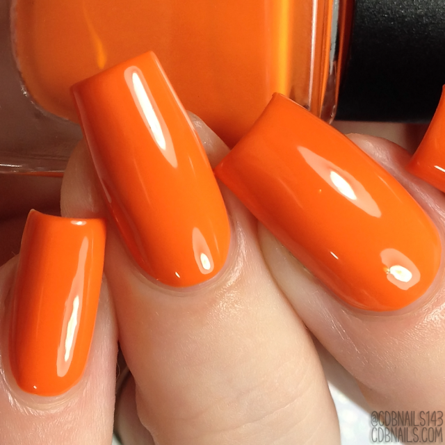 Night Owl Lacquer-Pumpkin Everything
