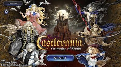 Game Hack and Slash 2D Terbaik 2019 Castlevania :  Grimorie of Soul - kayleonweb