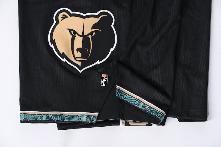 The Memphis Grizzles Showcase New Uniforms
