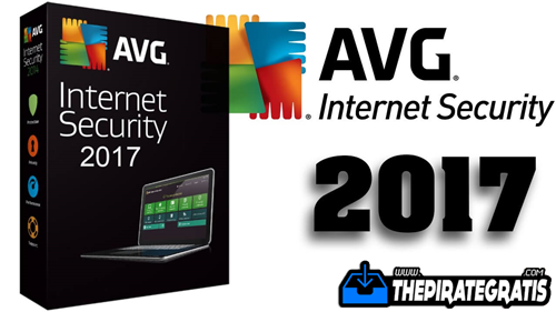 Download AVG Internet Security 2017 + Serial DEFINITIVO via Torrent